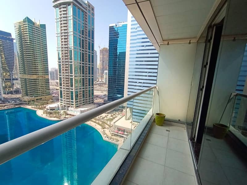 13 Studio with balcony | High Floor | Full Lake View
