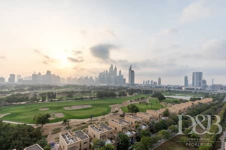 3 Bedroom Flat for Rent in The Views, Dubai - Spacious | Large Balcony  | Vacant Soon