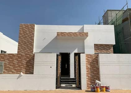 3 Bedroom Villa for Sale in Al Yasmeen, Ajman - brand new villa 4 bedrooms for sale with good design, on the main road. *****