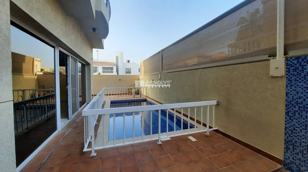19 Private Pool || + 1 month free || Prime Location |