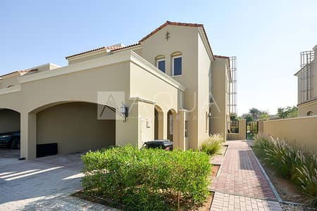 3 Bedroom Villa for Sale in Serena, Dubai - Type B Villa | Backs On To The Pool And Park