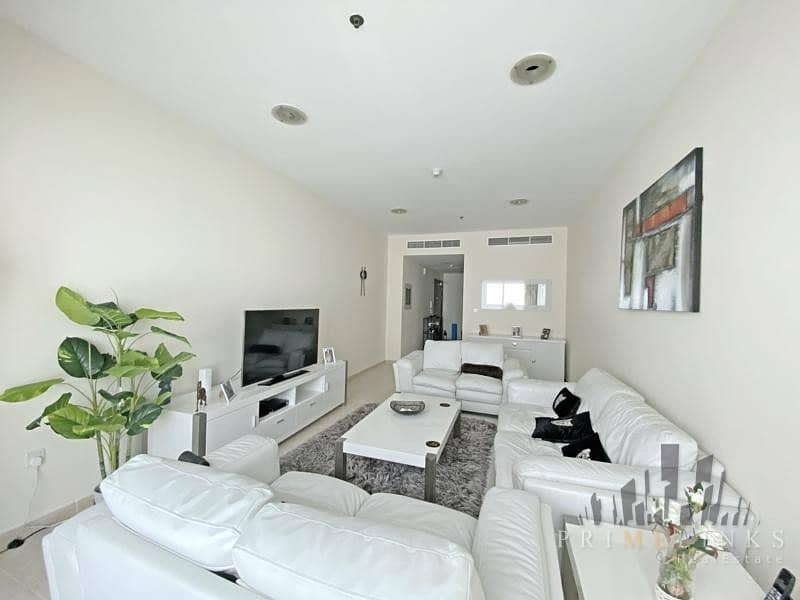 Beautiful Sea View 2 Bedrooms Furnished