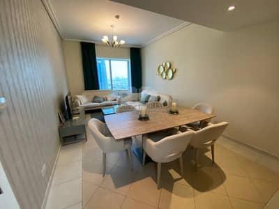 شقة 3 غرف نوم للايجار في شارع الشيخ زايد، دبي - Burj Khalifa View | No Commission | One month Free