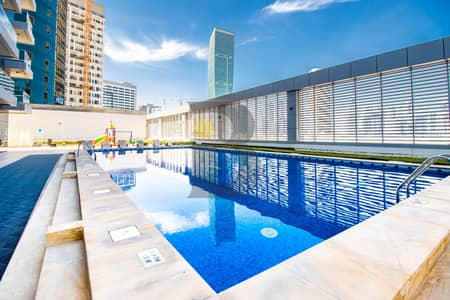 استوديو  للايجار في الخليج التجاري، دبي - Vacant Studio | Balcony & Parking | Safeer 2