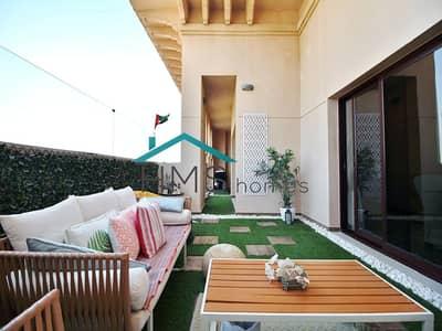 فلیٹ 4 غرف نوم للبيع في عقارات جميرا للجولف، دبي - Vacant on Transfer  | 4 Bed | Penthouse