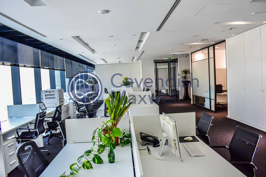 Open Plan   Luxury Appointed Office   Well Priced
