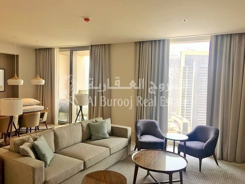 2 1-BR Elegant and stylish for Sale in Vida Residence