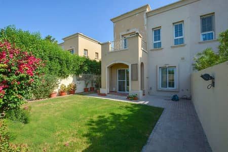 3 Bedroom Villa for Rent in The Springs, Dubai - Vacant Now - Type 3M - B2B - Landscaped