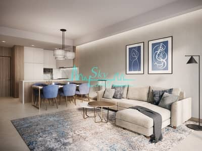 4 Bedroom Flat for Sale in Downtown Dubai, Dubai - High Floor Luxury 4+Study at Address Dubai Opera