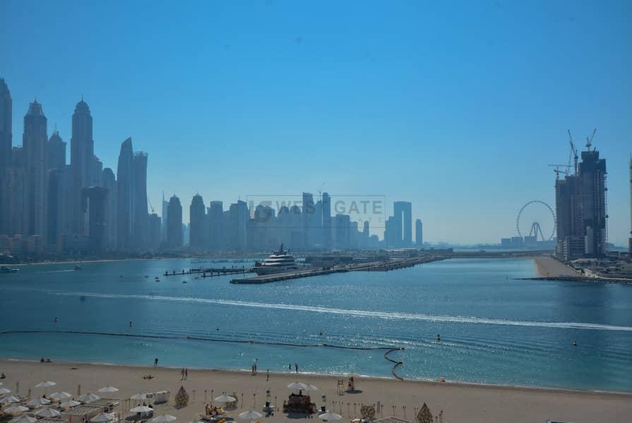 Full Sea| Dubai Eye View|The Five| Penthouse