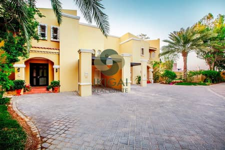 4 Bedroom Villa for Rent in Al Sufouh, Dubai - Quiet Community I Gated I Great Location