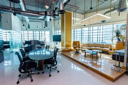 Office for Sale in DIFC, Dubai - Exclusive fully fitted Office / Vacant and New