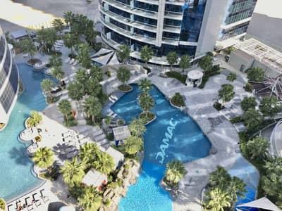 شقة 2 غرفة نوم للايجار في الخليج التجاري، دبي - Largest Layout I Fully Furnished I High Floor