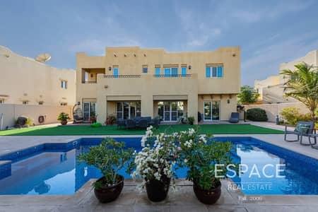 فیلا 6 غرف نوم للبيع في المرابع العربية، دبي - Private Pool | Quiet Location | 6 Bed Villa
