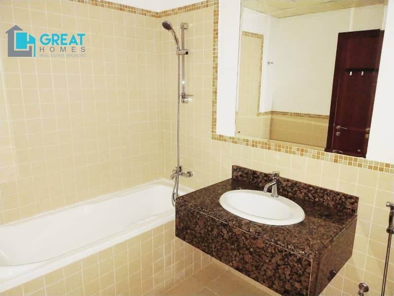 10 DEAL OF THE DAY 3BEDROOM APARTMENT  SEA VIEW  MARINA VIEW