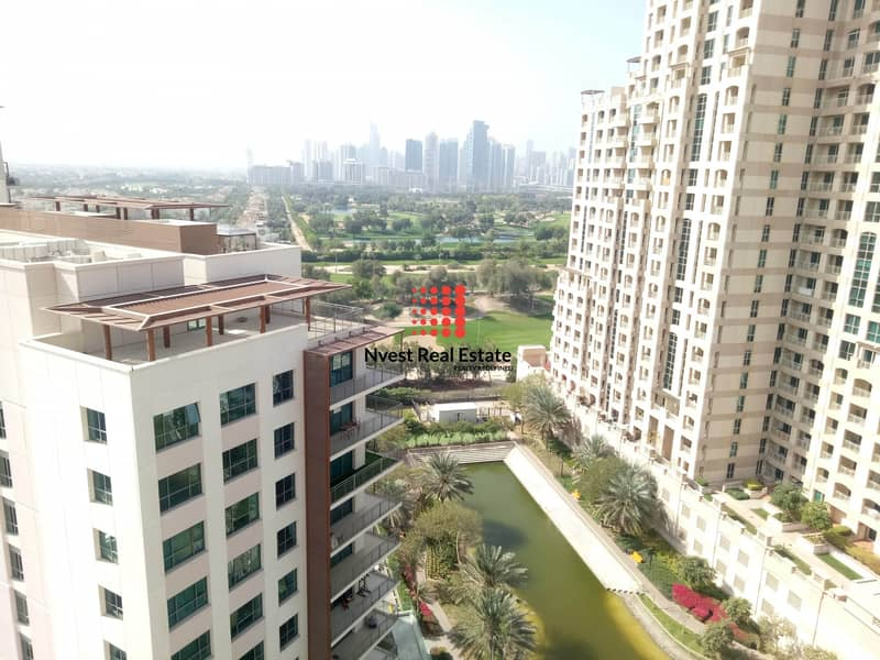 14 MOST PREMIUM UNIT | Full Lake  & Golf Course View | CALL NOW!