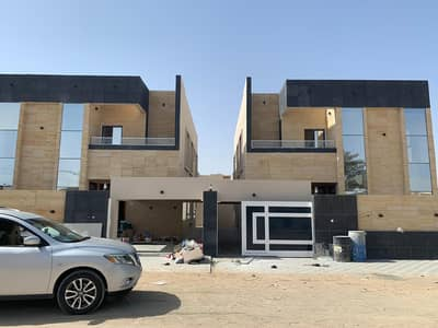 5 Bedroom Villa for Sale in Al Yasmeen, Ajman - For sale, one of the finest and most beautiful villas in Ajman with garden view