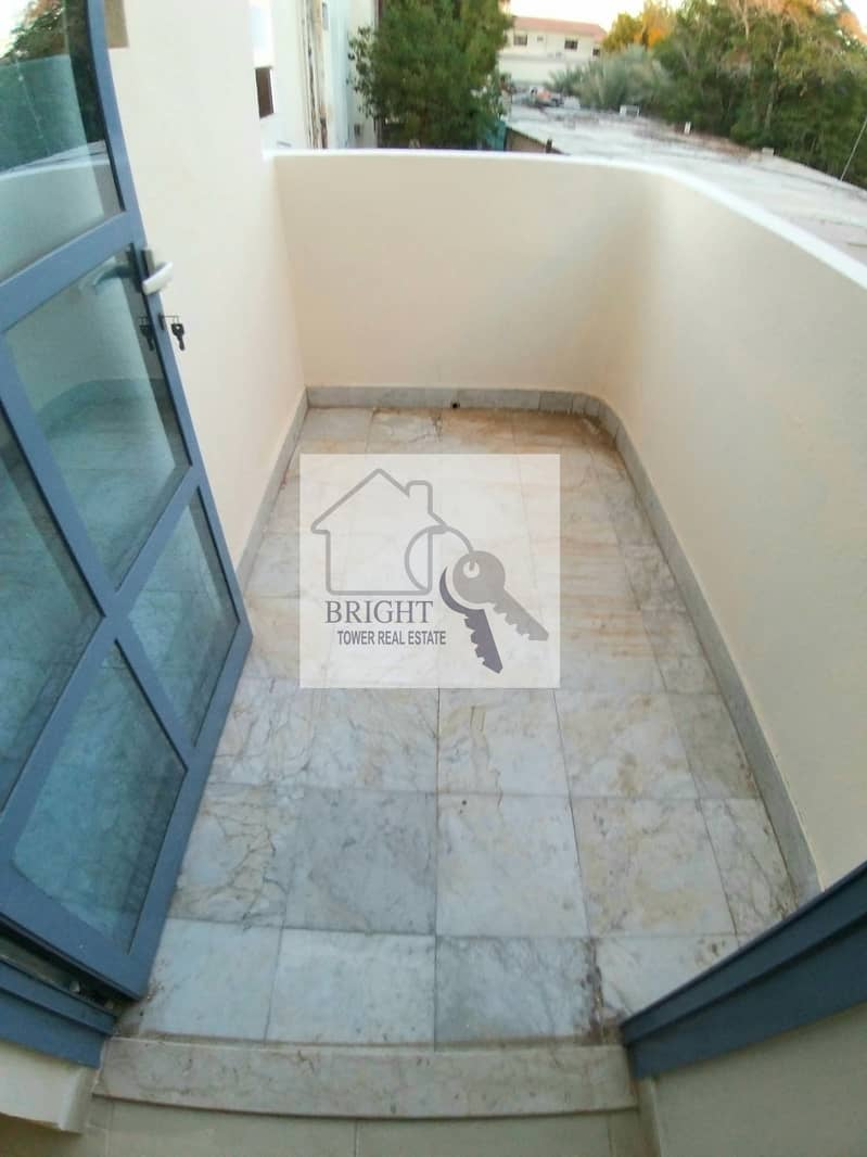 24 Specious 3Bhk Apartment With Duct Ac For Rent Al Mutared 50K