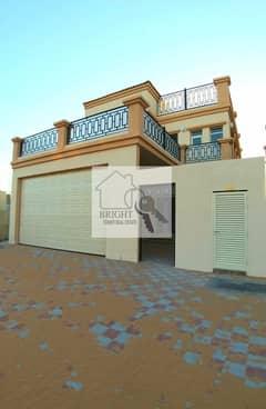 VIP Brand New 3Bhk Duplex Villa With Balcony For Rent Al Khabisi 110K