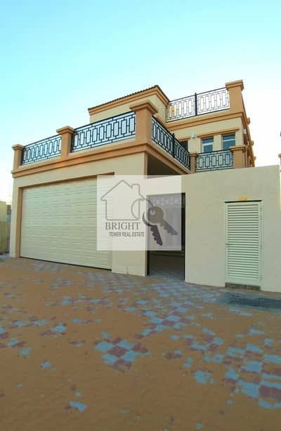 3 Bedroom Villa for Rent in Al Khabisi, Al Ain - VIP Brand New 3Bhk Duplex Villa With Balcony For Rent Al Khabisi 110K