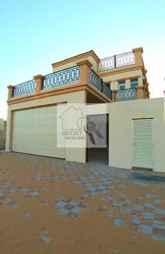 Spacious VIP Brand New 3Bhk Duplex Villa With Balcony For Rent Al Khabisi 110K