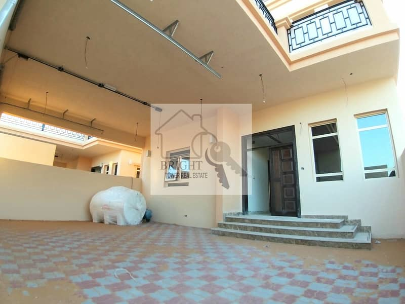 2 VIP Brand New 3Bhk Duplex Villa With Balcony For Rent Al Khabisi 110K
