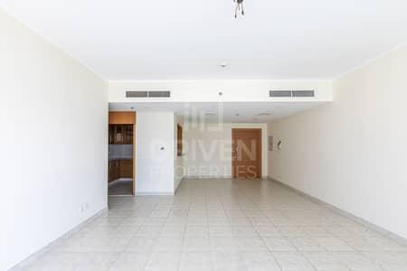فلیٹ 2 غرفة نوم للايجار في ذا فيوز، دبي - Golf Course Views | Spacious | Low Floor