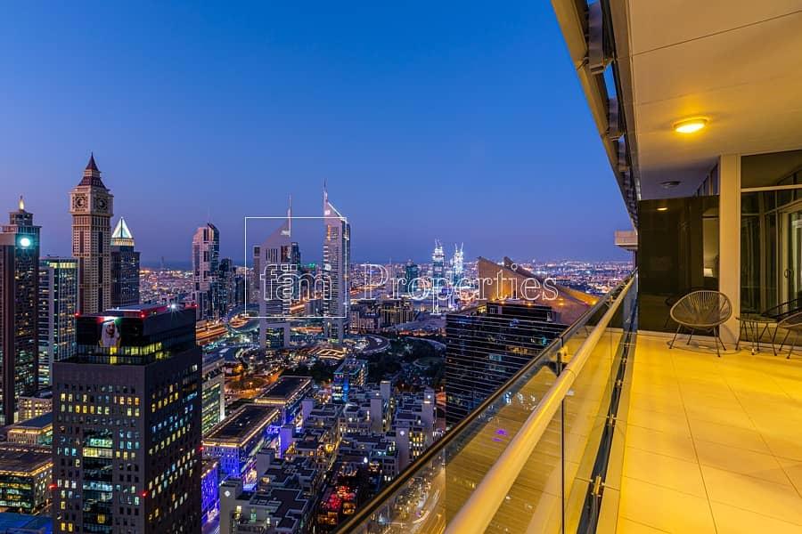24 Skyline Sheikh Zayed Road View | 1B