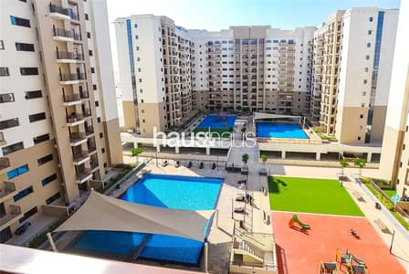 2 Bedroom Apartment for Rent in Town Square, Dubai - Zero Commission | 1 Month Free | Pool Facing
