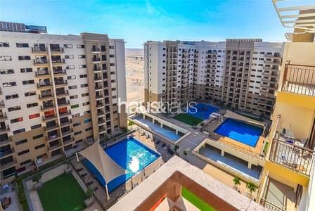 فلیٹ 2 غرفة نوم للايجار في تاون سكوير، دبي - Zero Commission | 1 Month Free | Pool Facing