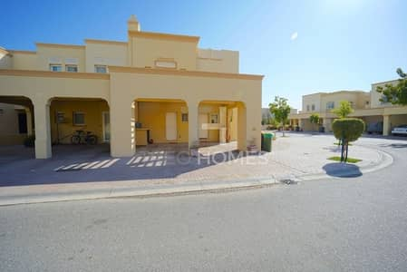 فیلا 3 غرف نوم للبيع في الينابيع، دبي - Type 3E I Private Pool I Extended I Big Corner Plot
