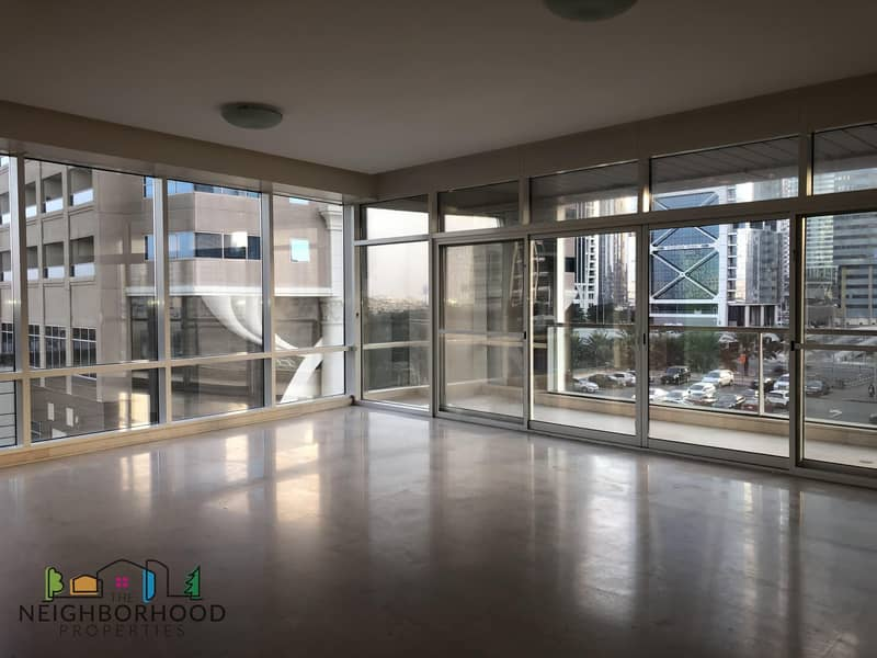 BIG 2+MAIDS ROOM WITH MULTIPLE CHEQUES IN JLT