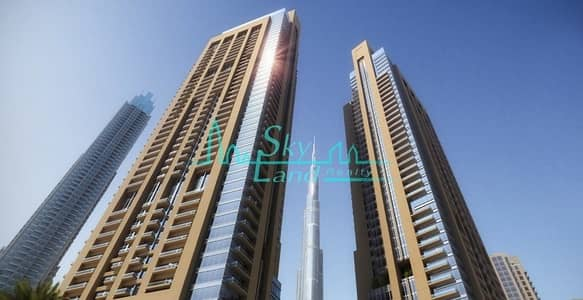 4 Bedroom Penthouse for Sale in Downtown Dubai, Dubai - Luxurious 4BR Penthouse at Opera District