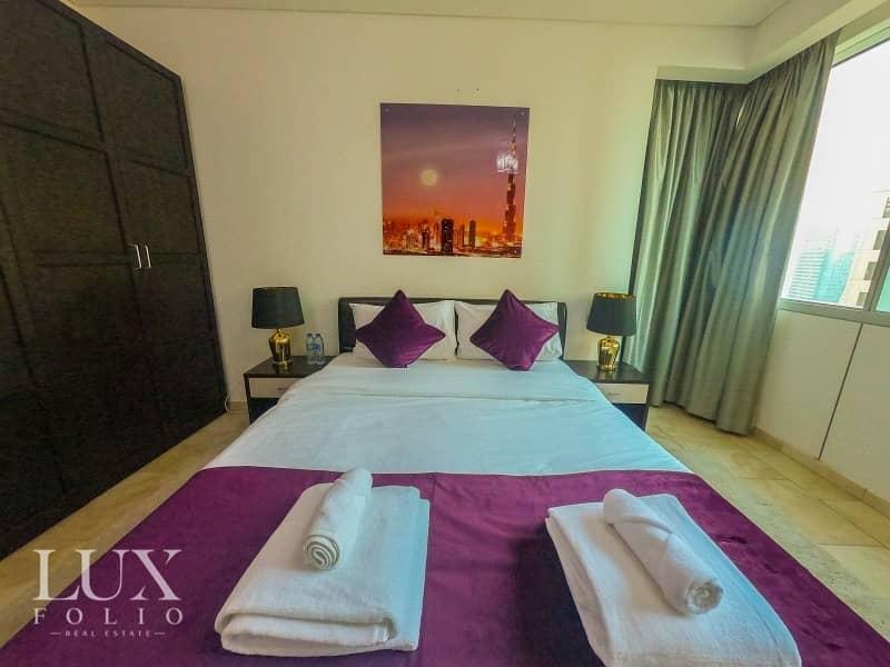 2 View of Dubai Eye | Sea & Marina Views | Luxury