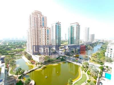 شقة 2 غرفة نوم للايجار في ذا فيوز، دبي - HOT|LAKE VIEW| Well Maintained 2BHK|Ready to Move