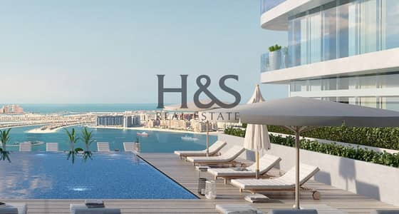 Breathtaking Sea View I Luxury 3 Beds Apt I Beach Access