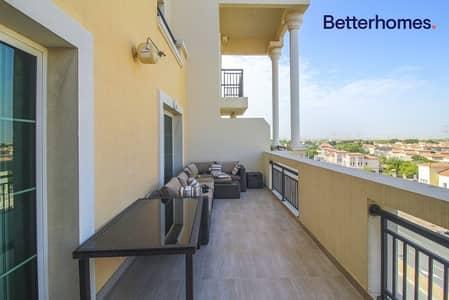 فلیٹ 2 غرفة نوم للايجار في مثلث قرية الجميرا (JVT)، دبي - Unfurnished/Furnished | Skyline| Exclusive Duplex