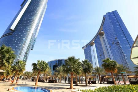 1 Bedroom Apartment for Rent in Al Reem Island, Abu Dhabi - Rent an Outstanding Apartment. Call now!