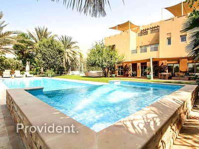 6 Bedroom Villa for Rent in Arabian Ranches, Dubai - Very Spacious | Type L2 | Private Pool