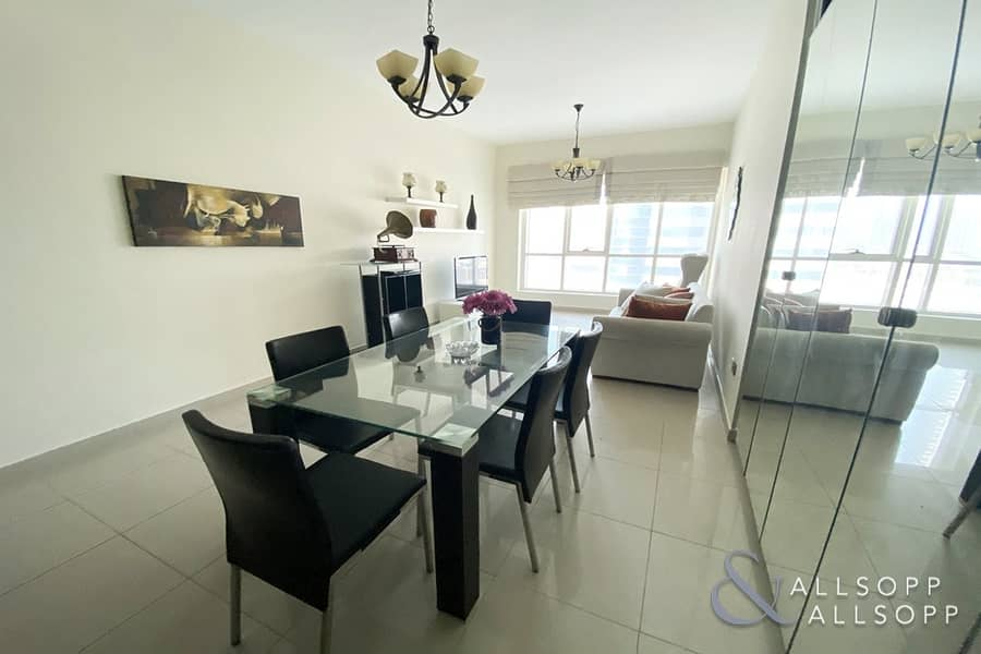 2 One Bedroom   Fully Furnished   Low Floor