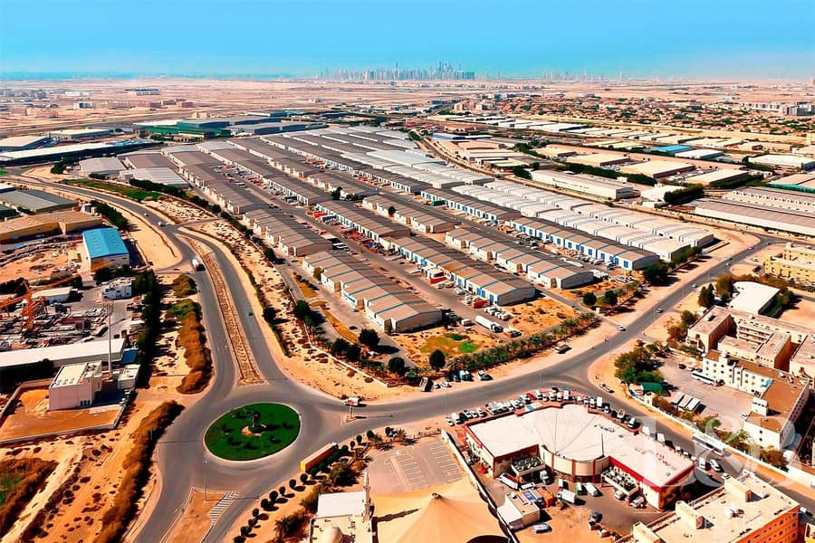 10 Best Deal | Warehouse for Sale in DIP 2
