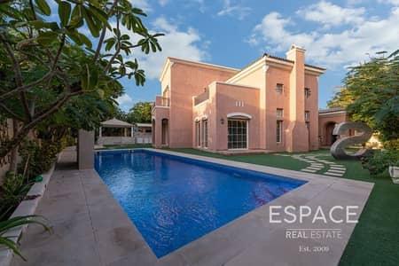 فیلا 5 غرف نوم للبيع في المرابع العربية، دبي - Private Pool | Large Plot | Extended