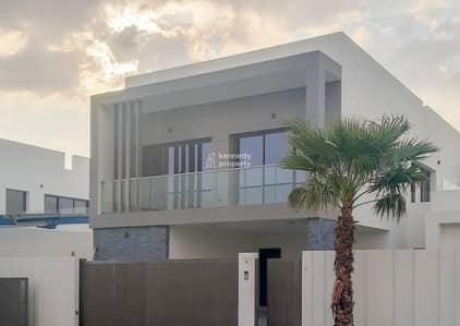 5 Bedroom Villa for Sale in Yas Island, Abu Dhabi - Open Golf View I Marble Finish I Ready to Move in