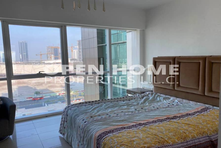 11 Full Sea View + Spacious  & Well Maintained 3BR+ 1 Apt @ Mag 5 Residences