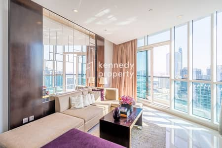 Spacious Living | Fully Furnished I Downtown View