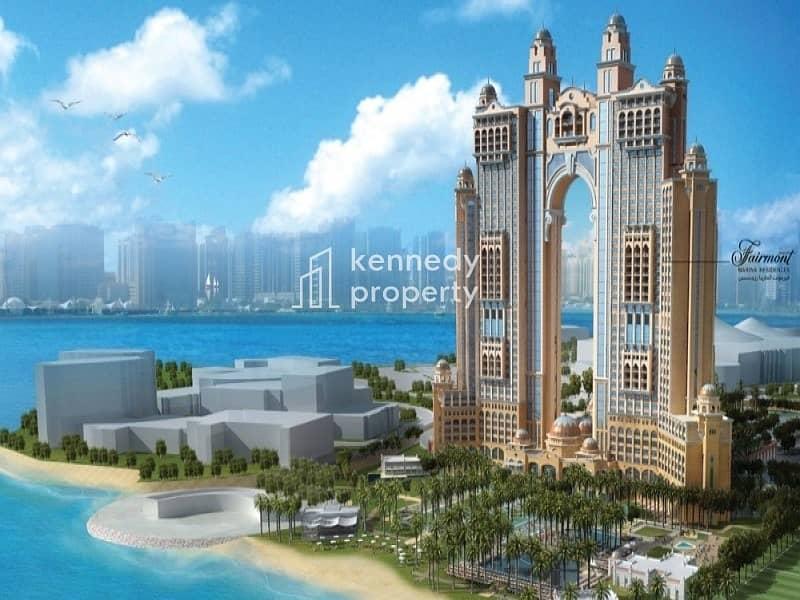 14 100% Seaview  High Floor   5 Star Facilities