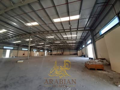 Warehouse for Rent in Al Mafraq Industrial Area, Abu Dhabi - BRAND NEW WAREHOUSE COMPOUND FOR RENT