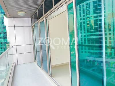 2 Bedroom Flat for Rent in Jumeirah Lake Towers (JLT), Dubai - Amazing Full lake view | 2BR | Large size