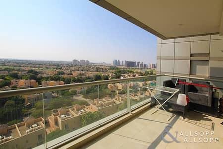 شقة 2 غرفة نوم للايجار في مدينة دبي الرياضية، دبي - 2 Bedrooms | Double Balcony | Furnished