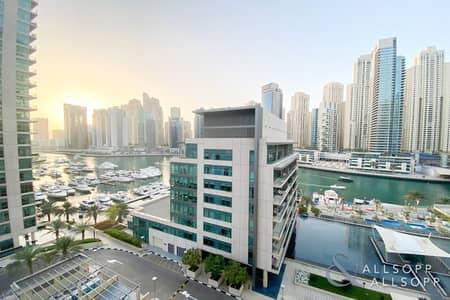1 Bedroom Flat for Sale in Dubai Marina, Dubai - 1 Bed   Marina Views   Balcony   Emaar